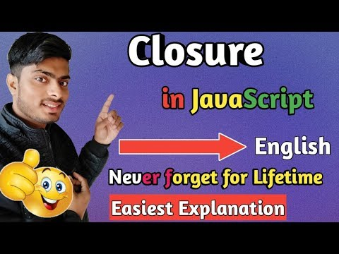 closure in javascript with example | closure in javascript explained thumbnail