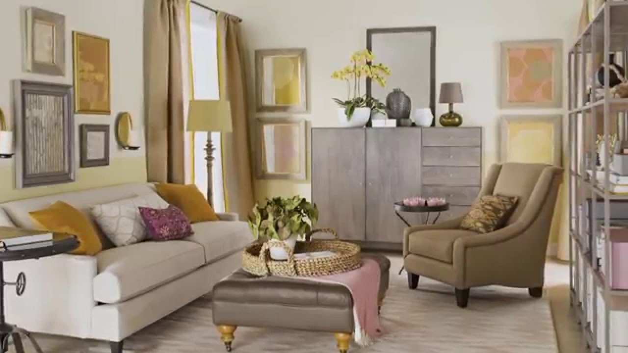 Affordable Home Decor - YouTube