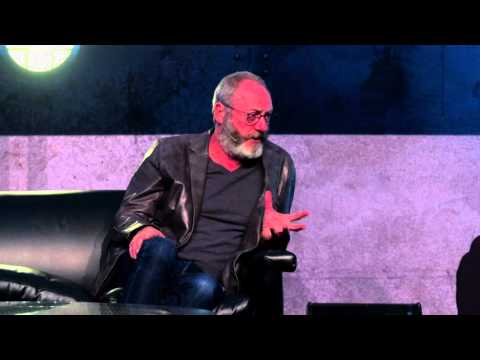 The golden age of TV - Liam Cunningham & Orla Barry