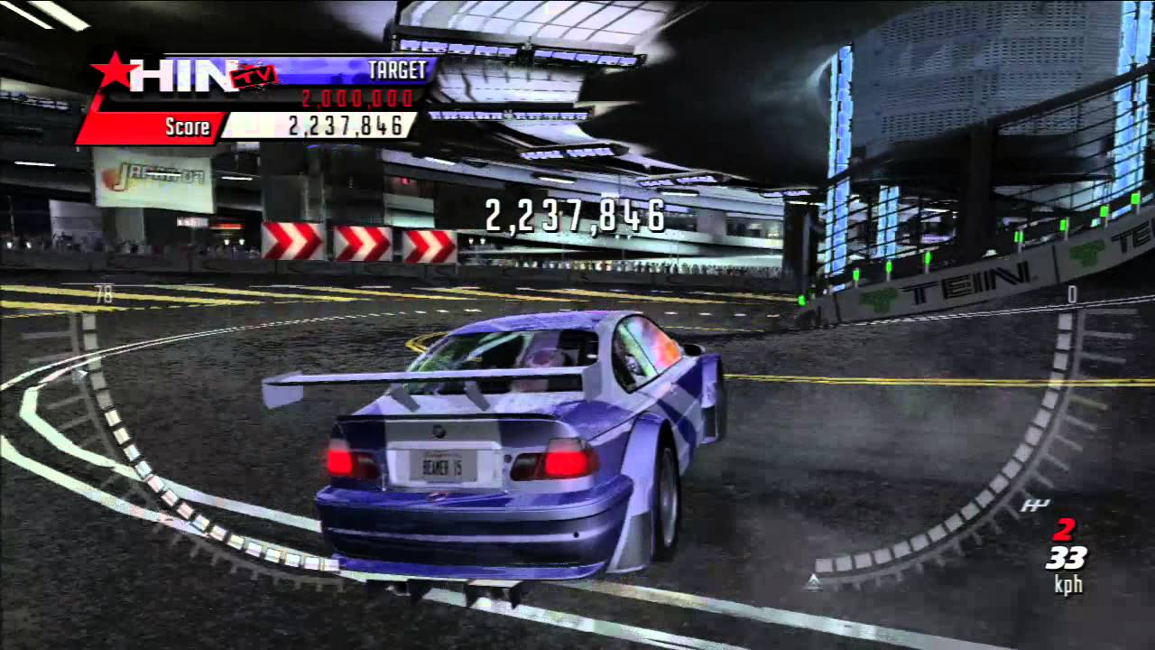 Juiced 2 Bmw M3 Gtr Most Wanted Drift Endurance Youtube