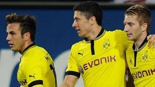 Lewandowski ☢ Götze ☢ Reus ► Three Musketeers ► Skills and Goals