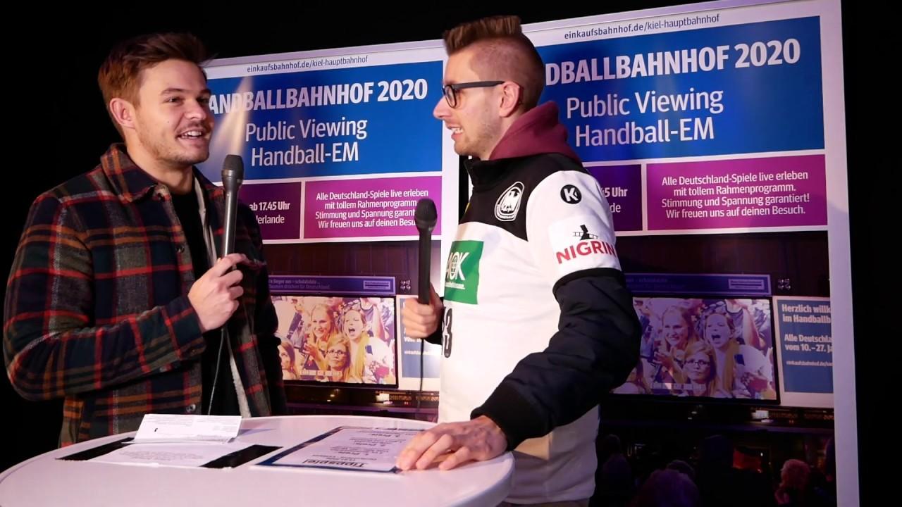 Handball Em 2020 Deutschland Zittert Gegen Lettland I Analyse Mit Fabian Kaiser Hsg Ostsee N G