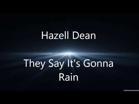 Hazell Dean - They Say It's Gonna Rain - Razormaid (Remastered) 👂