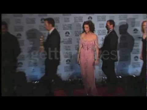Rachel Griffiths 2002 Golden Globe Awards