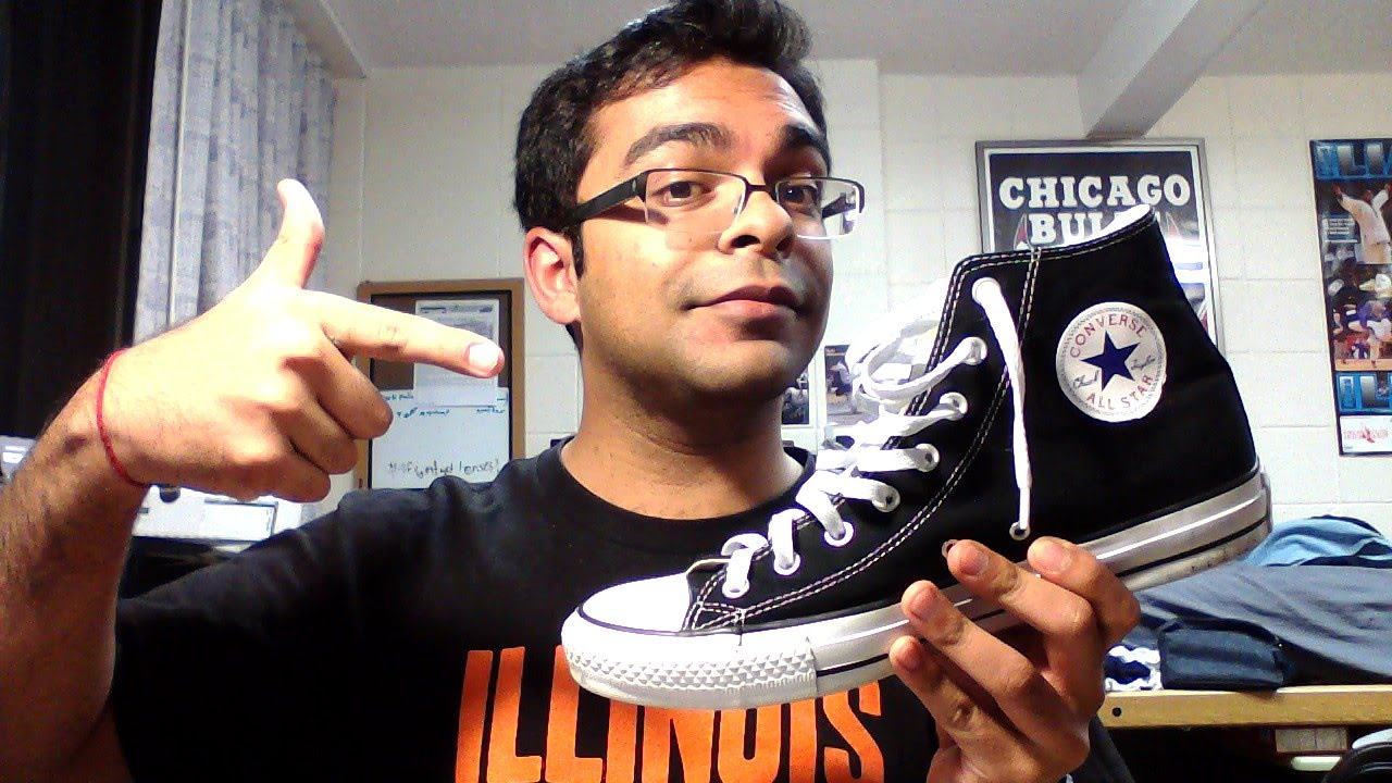 f6d2cf49d4b1 Converse Chuck Taylor All-Stars (Hi-top) Review - YouTube