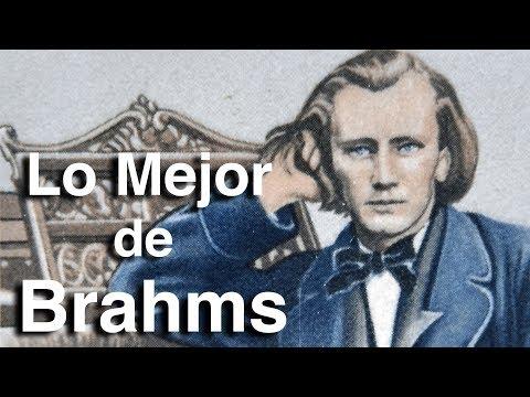 Cover Lagu Lo Mejor de Brahms | Las Obras más Importantes y Famosas de la Música Clásica HITSLAGU