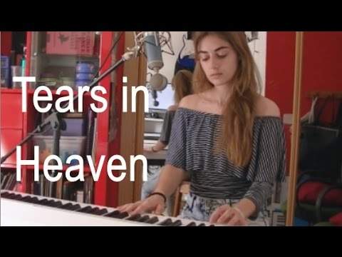 Eric Clapton - Tears in Heaven | LIVE | Cover by Aries [Subtítulos]