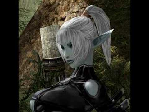 Lineage 2 Wallpaper Hd Lineage 2 Ct1 Female Character Creation Mmorpg Youtube