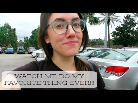 I'M FINALLY HERE!!! I'VE MISSED IT SO MUCH!!! | Katie Carney