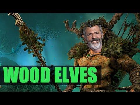 Warhammer 2 Wood Elves Livestream