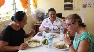 How to Make Healthy Stirfry Chicken in Tongan   Feime'atokoni Mo'ui Lelei