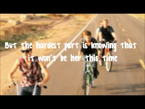 The Maine - Right Girl (HD Lyrics)