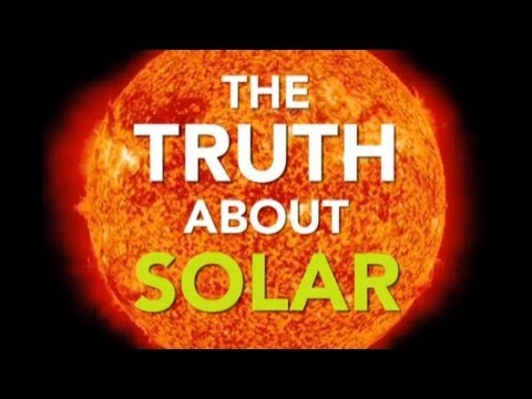 $77 Billion from the Sun: The Truth About Solar
