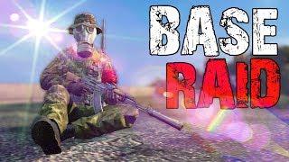 BASE RAID! - DayZ Standalone 0.62 EP15
