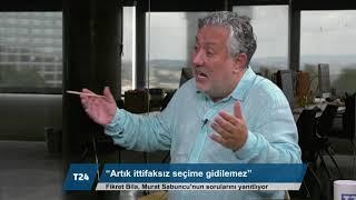 Fikret Bila: AK Parti'de bölünme olursa, Türkiye beklenenden önce sandığa gider