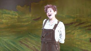 大竹しのぶが38年ぶりに同役に挑むミュージカル「にんじん」の公開舞台...