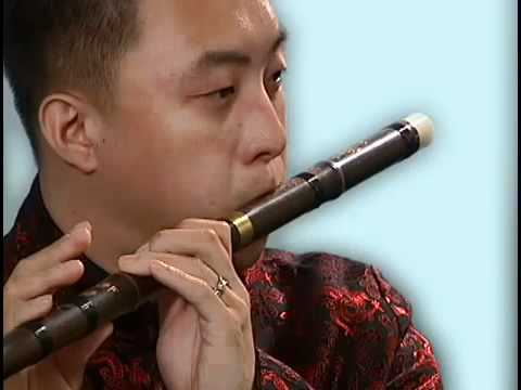 Wei Hou - Chinese wind instruments