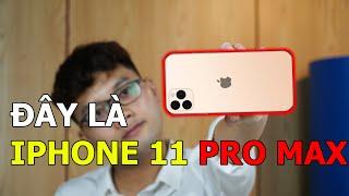 Cận cảnh iPhone 11, iPhone 11 Pro và iPhone 11 Pro Max: Quái vật hiệu năng