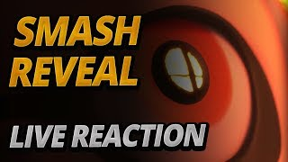 Nintendo Direct - Smash Bros. For The Switch REVEAL | Live Reaction !