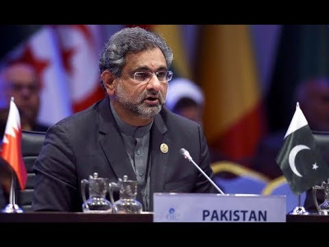 'Our expressions of solidarity need concrete shape,' PM Abbasi tells Muslim leaders at OIC summit
