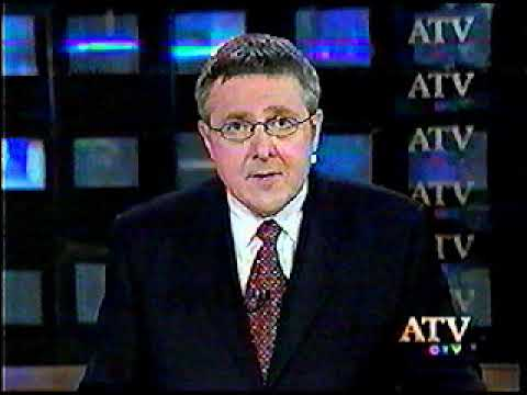 ATV News Hurricane Juan - Eye Of The Storm 2003 VHSRip (with Commercials, Sorry)
