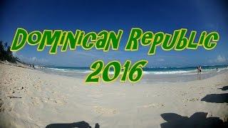 Dominican Republic Punta Cana Royalton Resort&Casino 2016