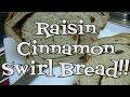 Raisin Cinnamon Swirl Bread!! Noreen's Kitchen