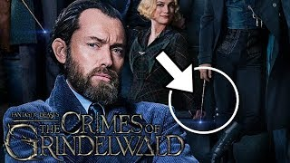 Fantastic Beasts 2 Trailer Breakdown - Elder Wand and Grindelwald Explained