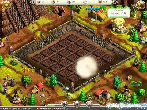 Viking Saga 2: New World - Level 20