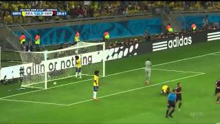 World Cup 2014 - Brazil 1-7 Germany (Jim Ross Commentary)