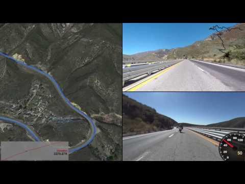 Route 18 - San Bernadino to Running Springs
