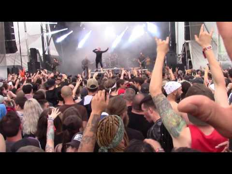 Parkway Drive Live @ Montebello Rockfest 2017 Complete show