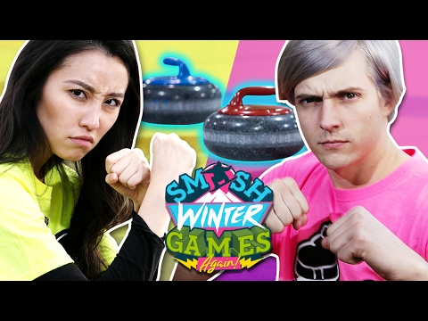 PUNISHMENT CURLING (Smosh Winter Games)