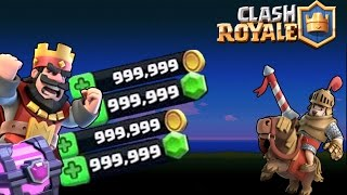 Hack Clash Royale Apk -  No ROOT!