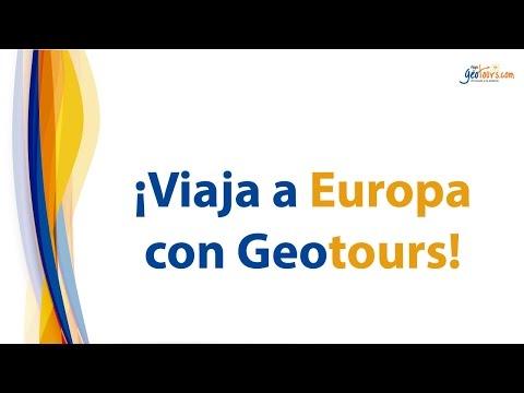 Viajes a Europa desde Medellín y Bogotá
