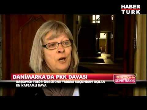 Danimarka'da PKK'ya Büyük Darbe