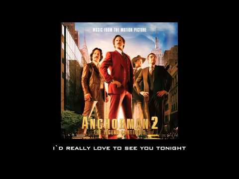 Anchorman 2: The Legend Continues (Music From the Motion Picture) [Full Album]