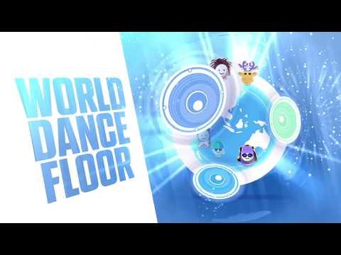 JUST DANCE 2018 : WORLD DANCE FLOOR #001