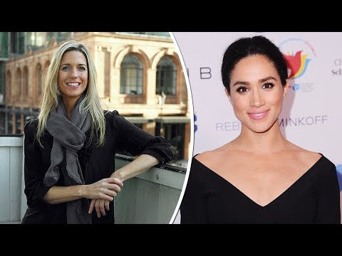 Is THIS the woman behind Meghan Markle's glow?
