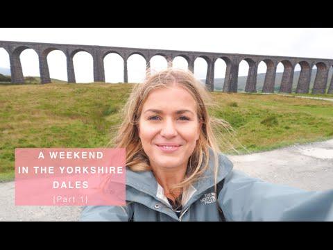 Yorkshire Dales Roadtrip {Part 1} Ribblehead Viaduct, Wensleydale Cheese + The Yorkshire Three Peaks
