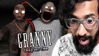 جراني: سولو ضد سكواد!!! 😭 Granny: Chapter Two