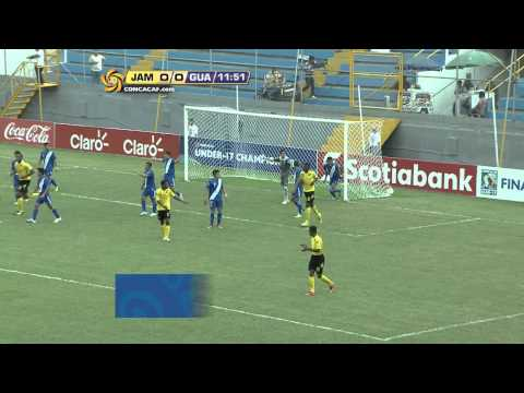 Jamaica vs Guatemala Highlights