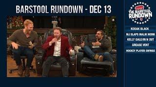 Barstool Rundown - December 13, 2018