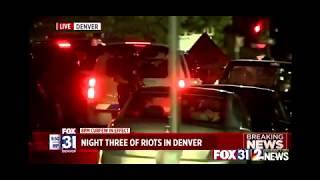 George Floyd Protest Police Brutality - 33 - Denver