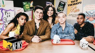 'On My Block' Cast & More on Feminism & Advocacy | Then & Now Ep. 2