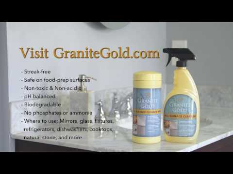 Granite Gold All-Surface Cleaner® & Granite Gold All-Surface Wipes®