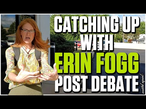 Catching Up With Erin Fogg After She Walked Out of Debate