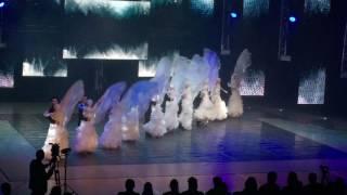 Выступление театра танца и песни