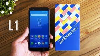 Rp 1,299 JUTA! Unboxing Asus Zenfone Live L1!