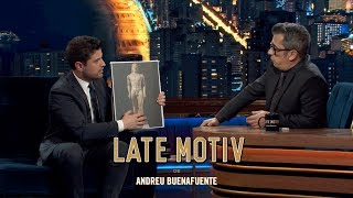 "LATE MOTIV - Miguel Maldonado. ""Escultura Románica"" | #LateMotiv506"